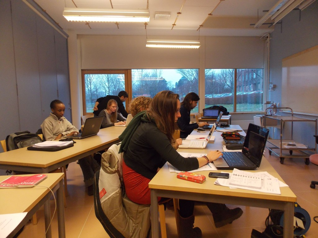Stockholm GIS workshop, Feb 2014