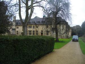 Rhodes House.
