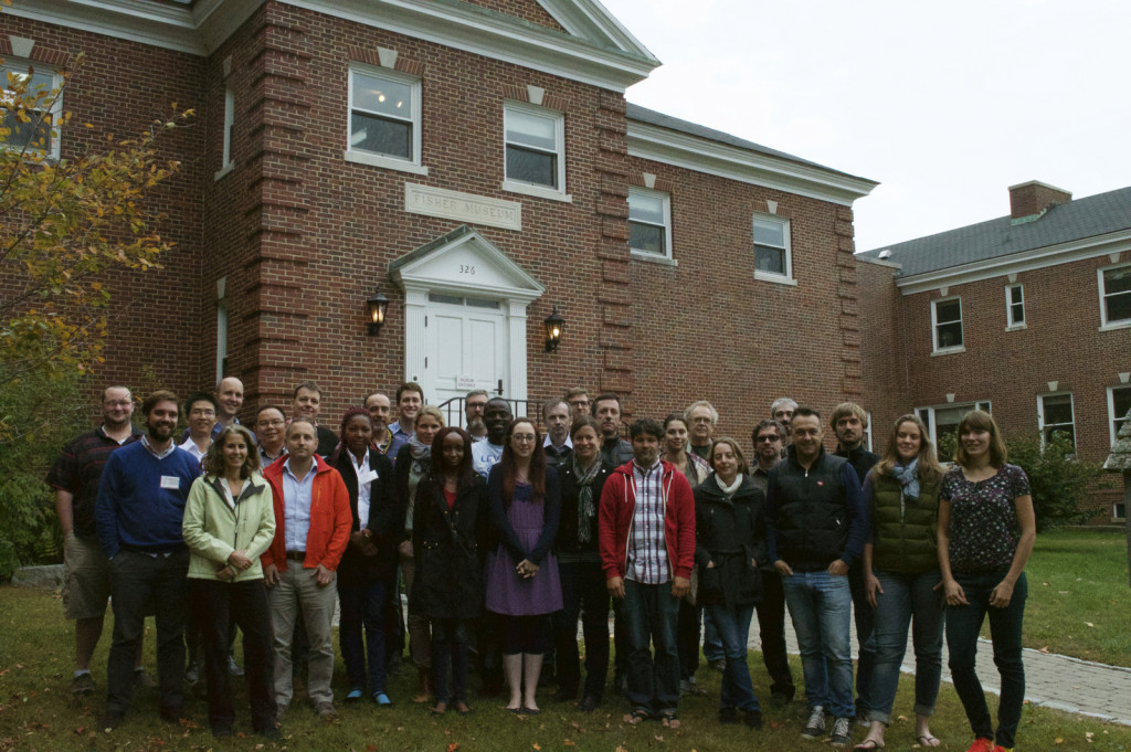 Global Paleofire Working Group @Harvard Forest