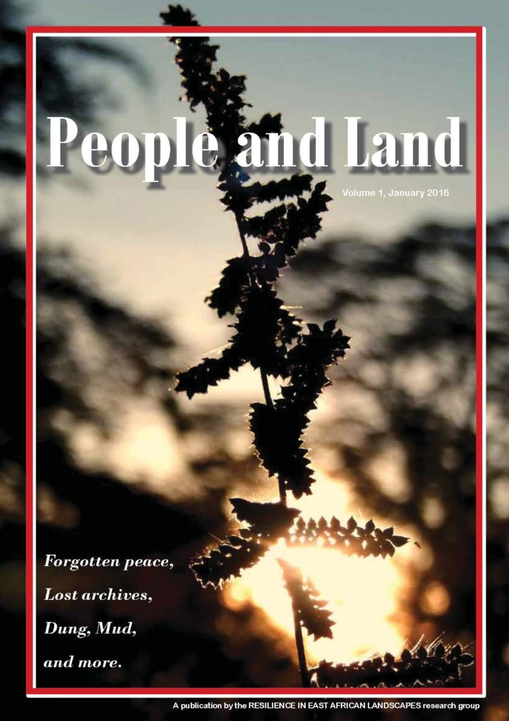 """People and Land"" – The REAL magazine is out now!"