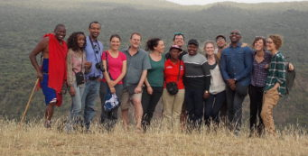 REAL& ACC conservation workshop in Nairobi