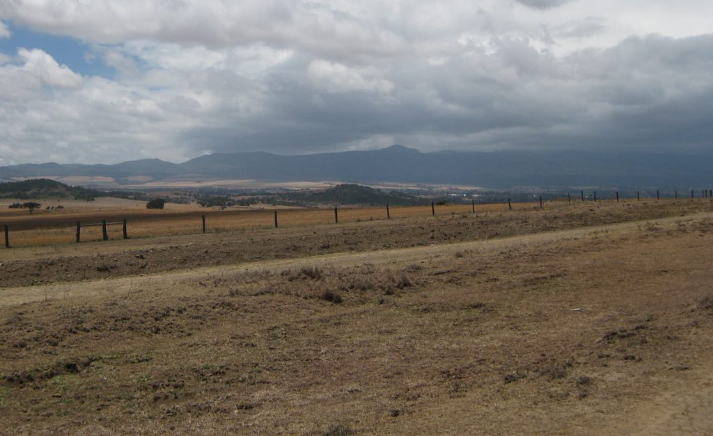 Fighting for land in Laikipia