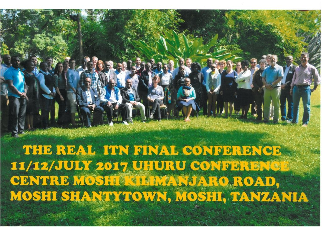 REAL ITN hosts its final conference in Moshi