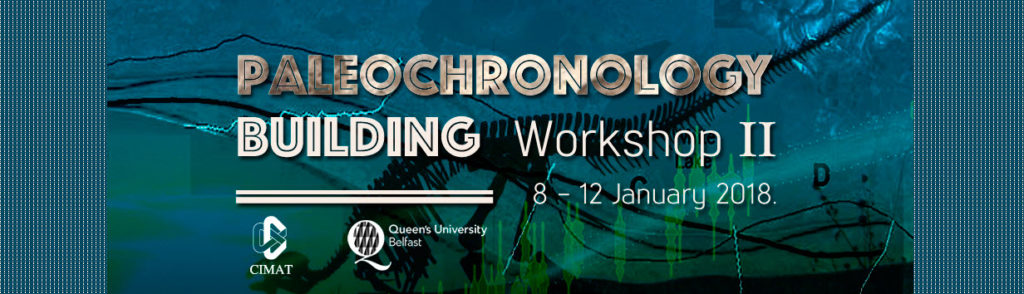 Palaeochronology Building Workshop
