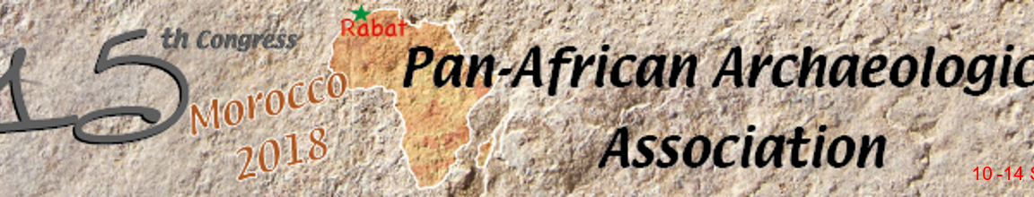 15th Congress of PanAfrican Archaeological Association