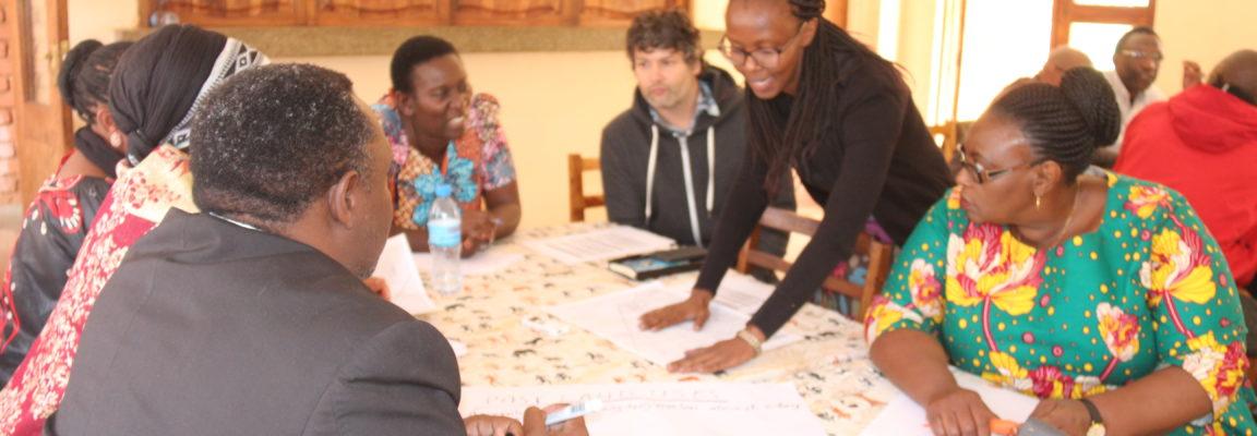 First ARCC stakeholder's workshop in Karatu, Tanzania