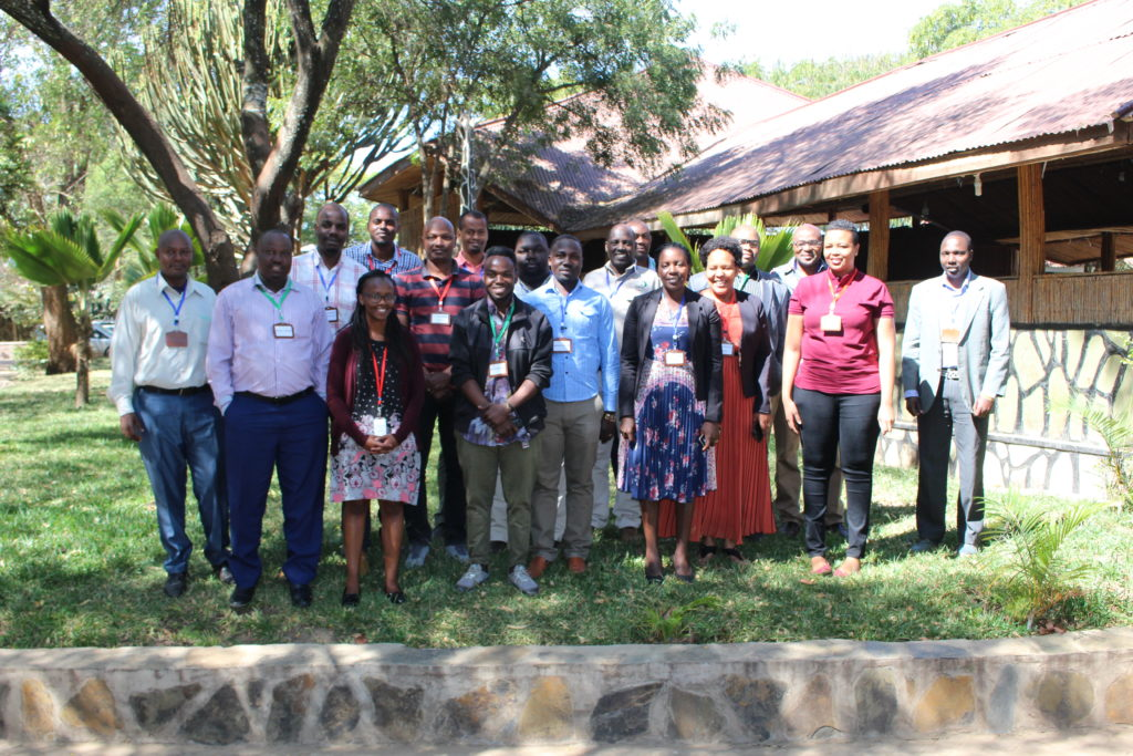 ARCC hosts scenario development workshop in Mugumu
