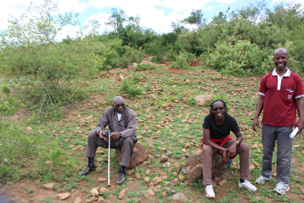 Participatory mapping of bio-cultural heritage hotspots in western Serengeti