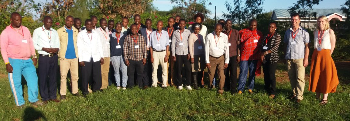 Amboseli scenario planning workshop