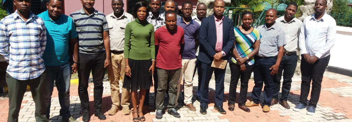 Western Serengeti research dissemination workshop