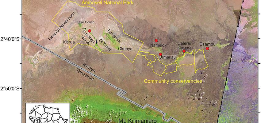 New publications on Kenyan wetlands